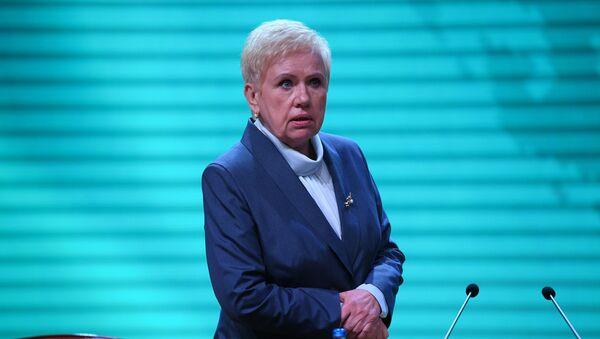 Пресс-конференция Лидии Ермошиной в 21:00 - Sputnik Беларусь