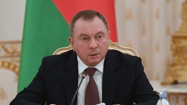 Макей: у бліжэйшы час можа быць прынята рашэнне па саюзных візах - Sputnik Беларусь