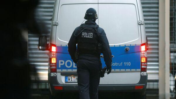 Сотрудник полиции в Германии - Sputnik Беларусь