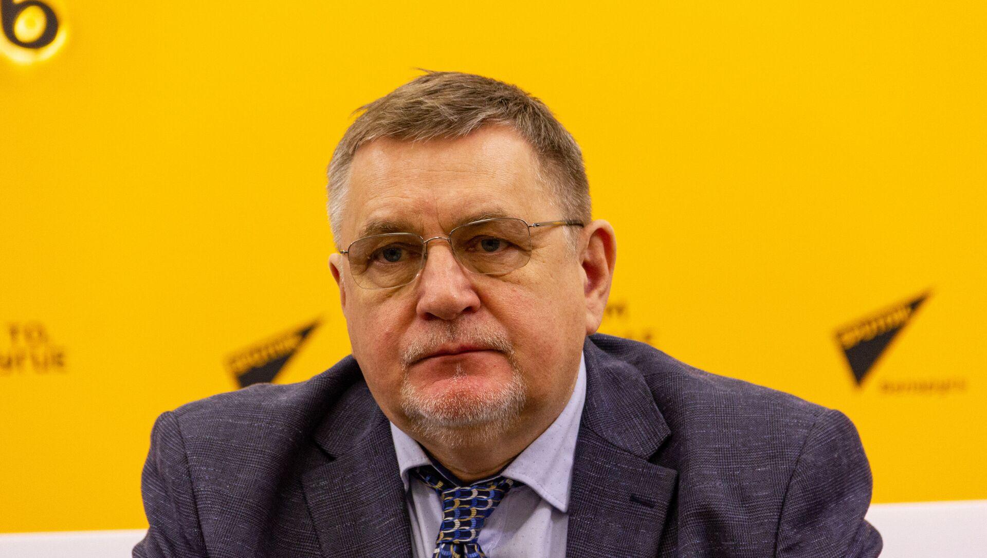 Геннадий Давыдько видит двойные стандарты в оценке белорусских выборов - Sputnik Беларусь, 1920, 18.03.2021