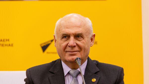Председатель Республиканской партии труда и справедливости Василий Заднепряный - Sputnik Беларусь