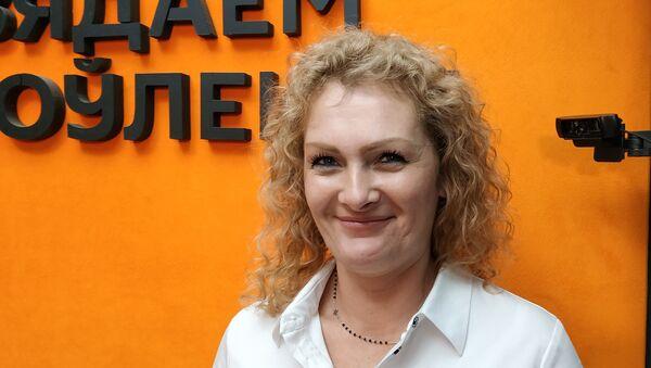 Сярова: беларусы зацікаўлены ў вытворчасці крэветак - Sputnik Беларусь