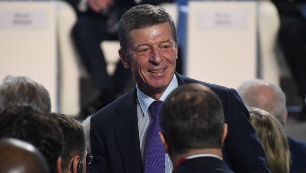 Заместитель председателя правительства РФ Дмитрий Козак  - Sputnik Беларусь