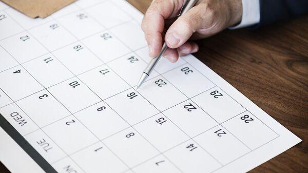 Календарь - Sputnik Беларусь