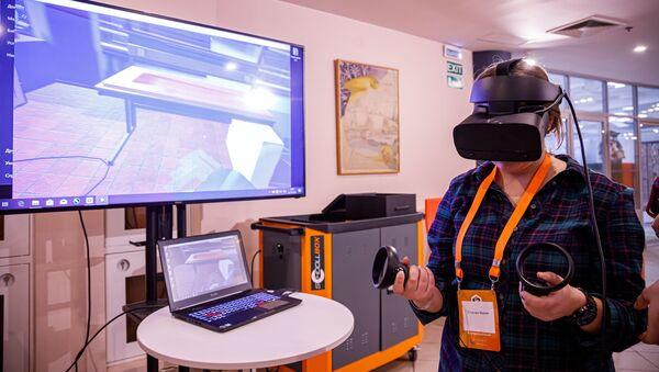 Международный хакатон по VR - Sputnik Беларусь