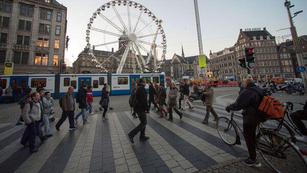Нидерланды, Амстердам - Sputnik Беларусь