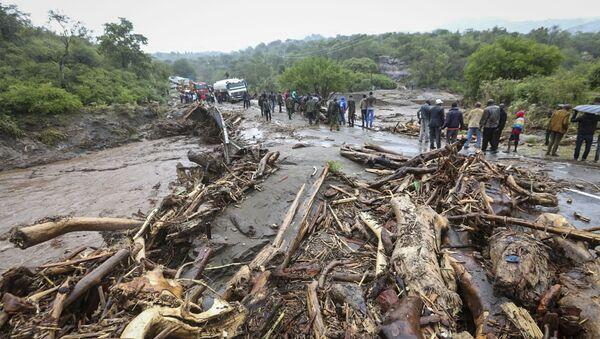 Наводнения в Кении - Sputnik Беларусь