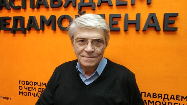 Недашывін: Оруэл папярэджваў нас антыўтопіямі і ён мае рацыю - Sputnik Беларусь