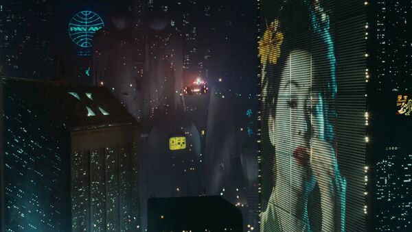 Кадр из фильма Бегущий по лезвию - Sputnik Беларусь