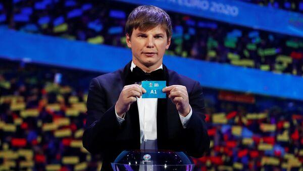 Жеребьевка чемпионата Европы по футболу-2020 состоялась в Бухаресте - Sputnik Беларусь