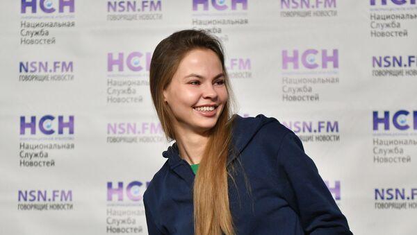 Анастасия Вашукевич (Настя Рыбка)  - Sputnik Беларусь