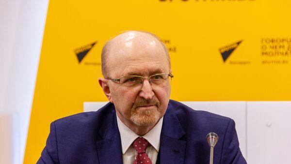 Председатель президиума Республиканской конфедерации предпринимательства Владимир Карягин - Sputnik Беларусь