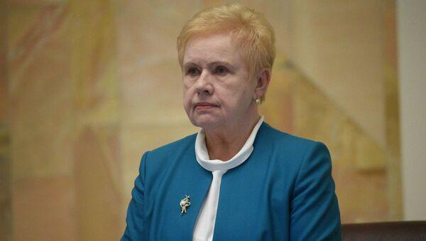 Глава ЦИК Лидия Ермошина - Sputnik Беларусь