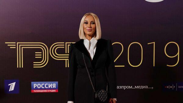 Телеведущая Лера Кудрявцева - Sputnik Беларусь