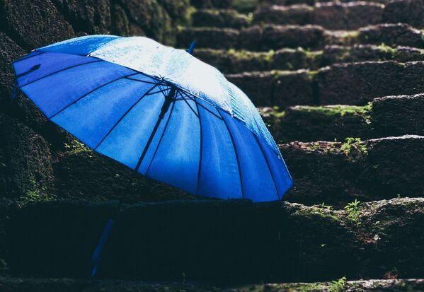 Синий зонт - Sputnik Беларусь