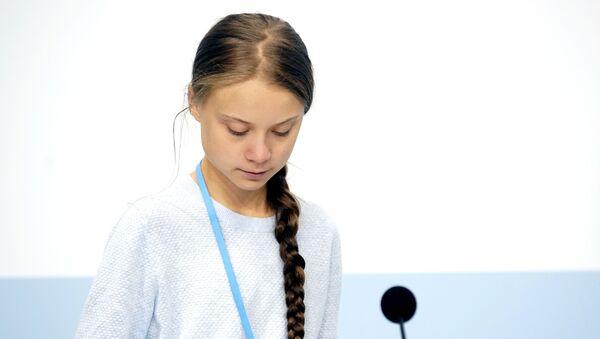 Грета Тунберг - Sputnik Беларусь