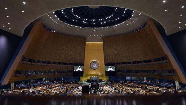 Ассамблея ООН - Sputnik Беларусь