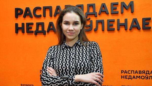 Несцярэнка: мой нумар на гала-канцэрце ў Мінску - вельмі вялікая авантура - Sputnik Беларусь