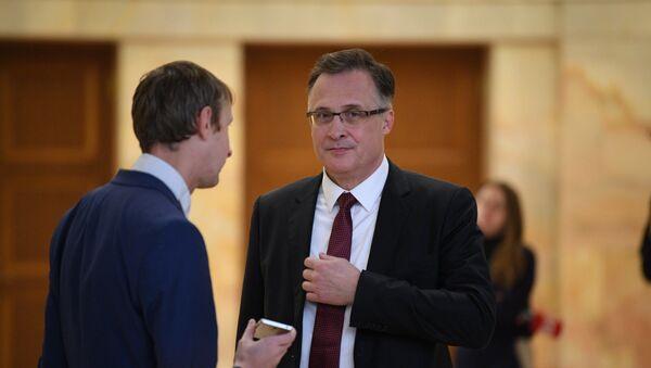 Парламентской комиссией по международным делам будет руководить Андрей Савиных - Sputnik Беларусь