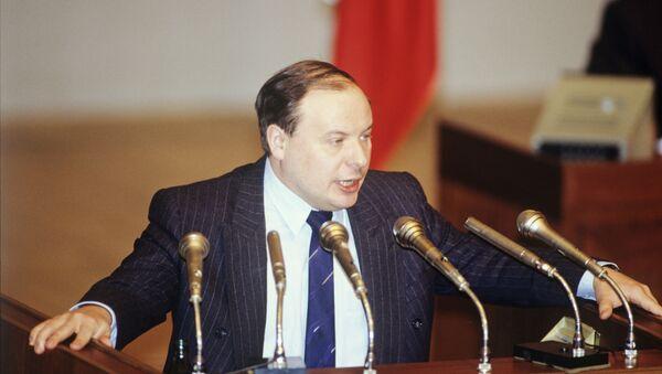 Егор Гайдар - Sputnik Беларусь