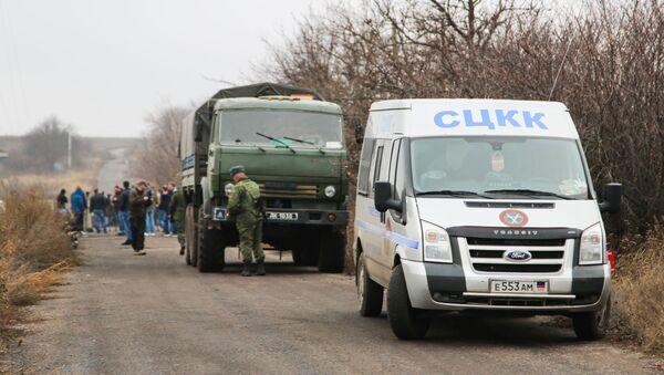 Разведение сил в Донбассе - Sputnik Беларусь