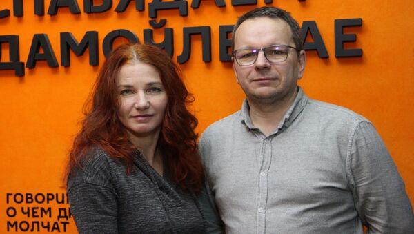 Там гомофобия буйным цветом: Пастернак и Жвалевский о новой книге - Sputnik Беларусь