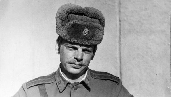 Сергей Зинченко во время командировки в Афганистан - Sputnik Беларусь