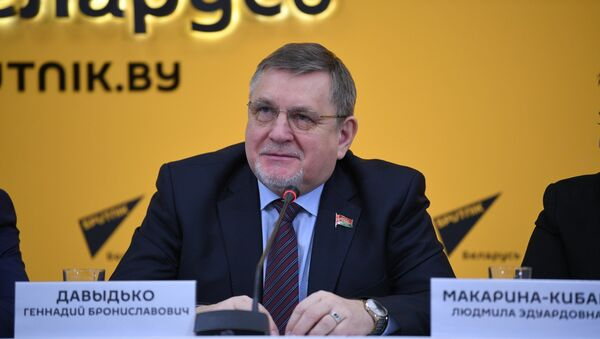 Геннадий Давыдько - Sputnik Беларусь