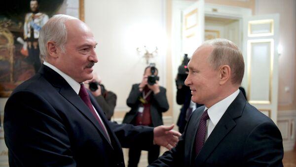 Пасол Расіі: у форуме рэгіёнаў чакаем удзел Лукашэнкі і Пуціна - Sputnik Беларусь