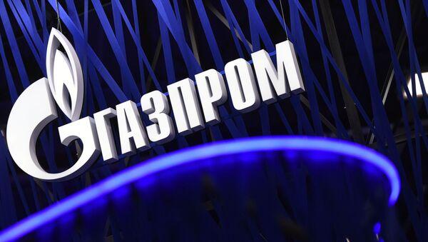 Стенд компании Газпром - Sputnik Беларусь