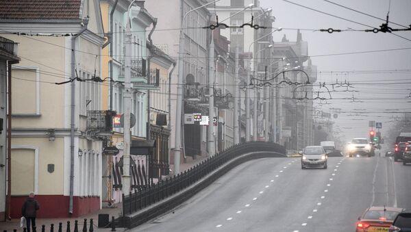 Туман у Мінску - Sputnik Беларусь