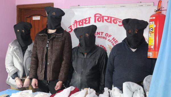 Полиция Непала задержала граждан Беларуси и Боливии с 6 кг кокаина - Sputnik Беларусь