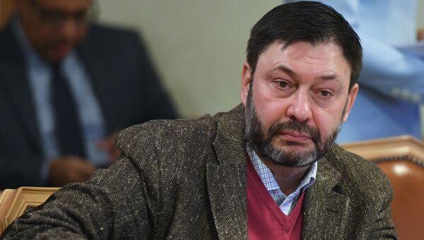 Исполнительный директор МИА Россия сегодня Кирилл Вышинский - Sputnik Беларусь