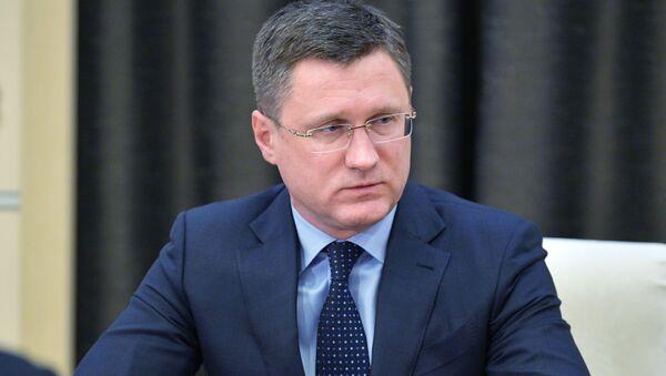 Министр энергетики России Александр Новак - Sputnik Беларусь