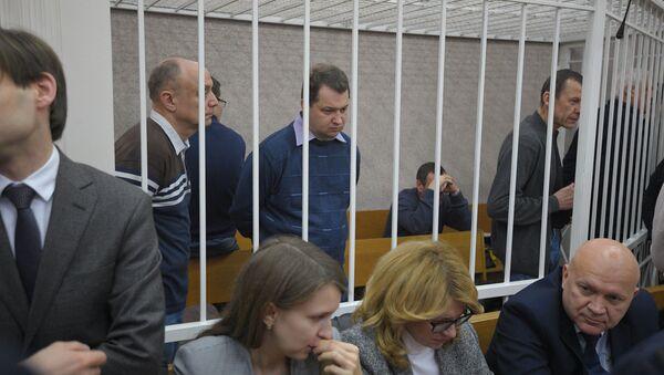 Обвиняемые по делу медиков - Sputnik Беларусь
