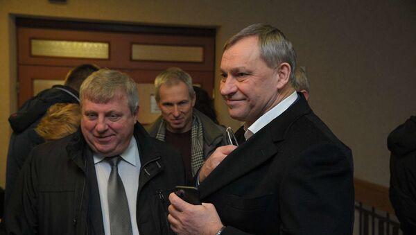 Бизнесмен Александр Шакутин присутствовал на оглашении приговора своему брату - Sputnik Беларусь
