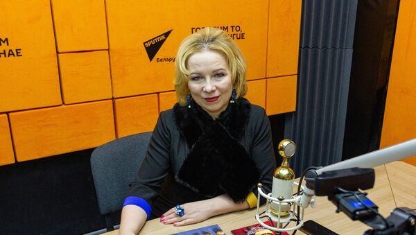 Шеф-повар, эксперт белорусской и славянской кухни Елена Микульчик - Sputnik Беларусь