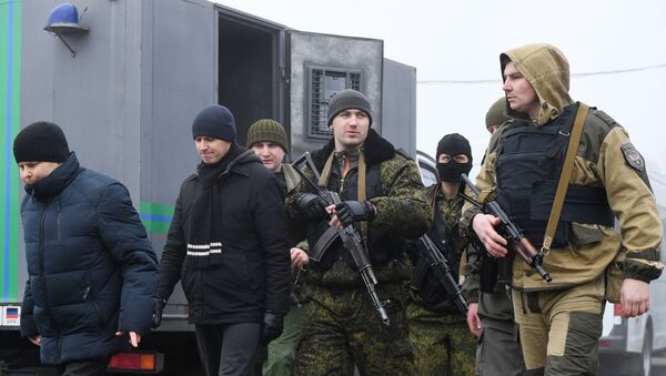 Обмен заключенными между Киевом и Донбассом - Sputnik Беларусь