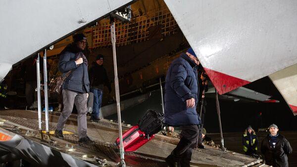 Обмен удерживаемыми между ДНР, ЛНР и Украиной в Донецкой области - Sputnik Беларусь