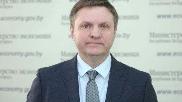 Міністр эканомікі Беларусі Аляксандр Чарвякоў - Sputnik Беларусь