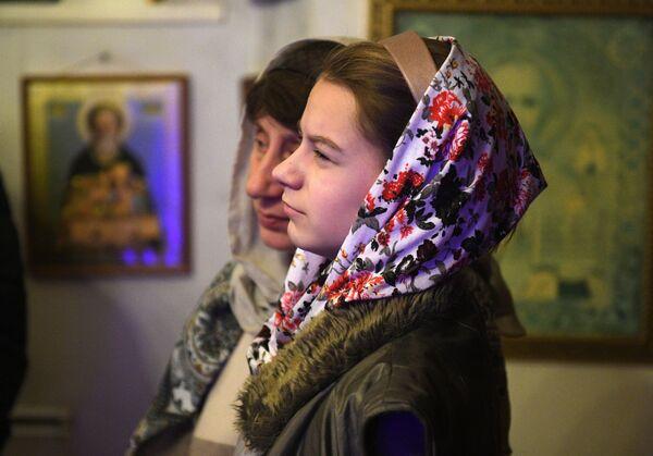 Каляднае набажэнства - Sputnik Беларусь