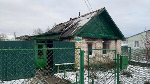 Пожар в Дубровно: жертвой огня стал 90-летний мужчина - Sputnik Беларусь