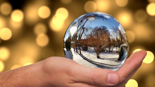 Стеклянный шар - Sputnik Беларусь