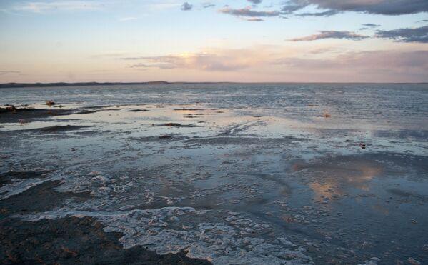 Тарэйскае возера прыроднага біясфернага запаведніка Даўрскі у Забайкальскім краі. Існуе з 1987 года і раскінуўся на 45,8 тысяч га. - Sputnik Беларусь