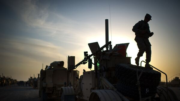 Ситуация в Ираке, архивное фото - Sputnik Беларусь