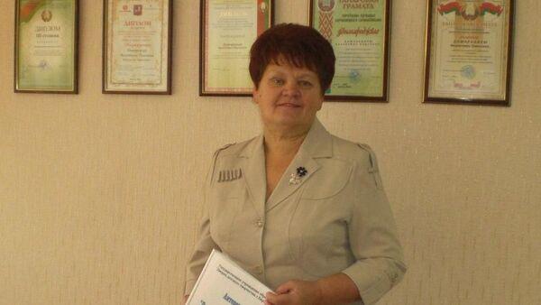 Валентина Доморацкая, архивное фото - Sputnik Беларусь