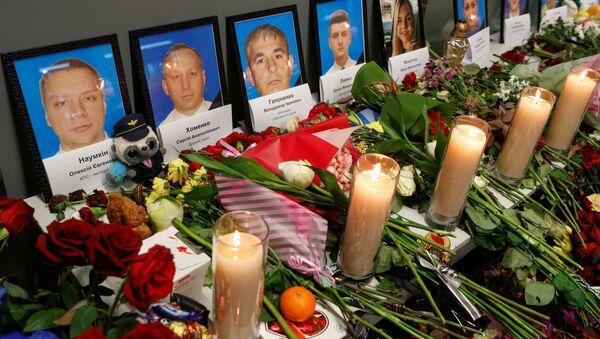 Погибшие при крушении граждане Украины - Sputnik Беларусь