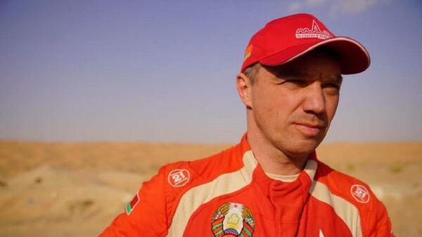 Вязовіч утрымлівае трэцяе месца перад апошнім этапам Дакара - Sputnik Беларусь