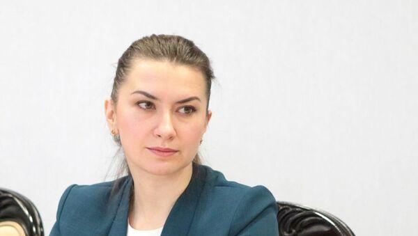 Генеральный секретарь НОК Беларуси Полина Головина - Sputnik Беларусь