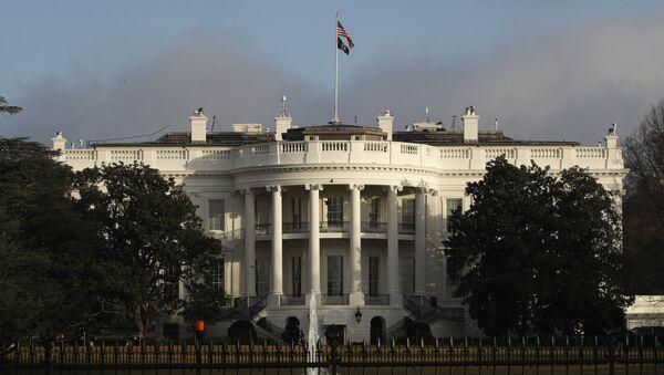 Официальная резиденция президента США - Белый дом - Sputnik Беларусь